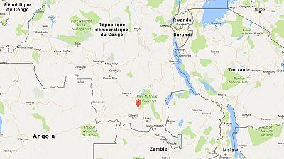 RDC : un accident ferroviaire tue 33 personnes au Lualaba