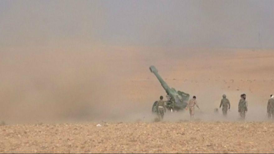داعش بار دیگر کنترل البوکمال در سوریه را به دست گرفت