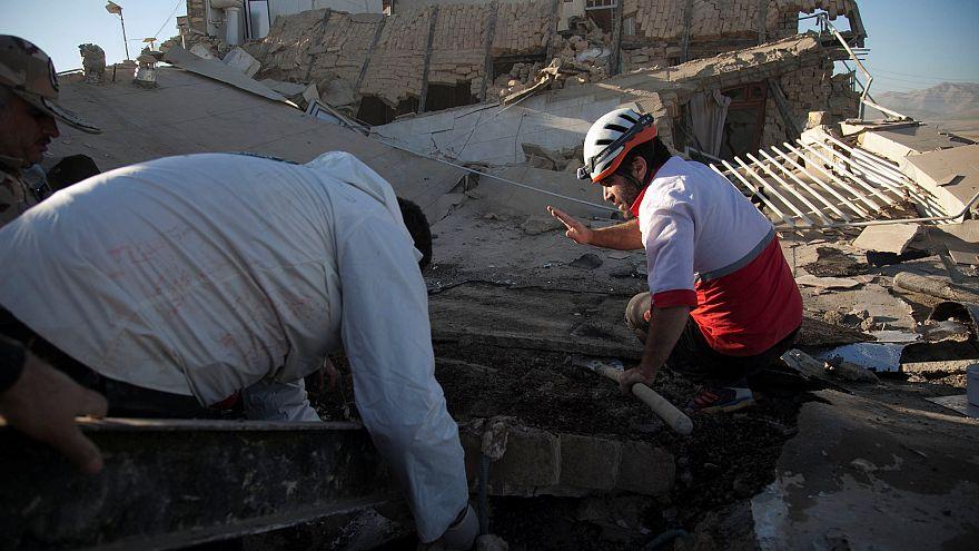 Terremoto in Iran e Iraq: oltre 300 vittime