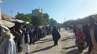 Thousands queue to vote for new president in Somaliland, social media blocked