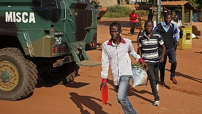 7 killed in grenade attack at peace concert in the Central African Republic