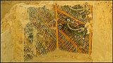 Пожар уничтожил древнюю фреску