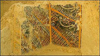 Incêndio destrói mais de 4000 anos de história