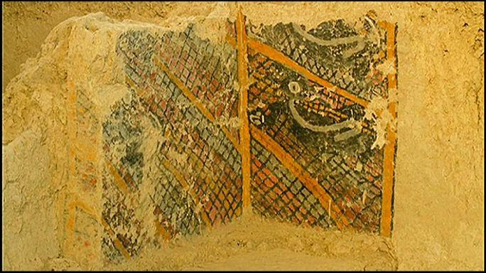 حريق يدمر موقعا أثريا يعود لآلاف السنين في البيرو