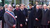 Schreckliches Datum: Frankreich erinnert an 13. November 2015