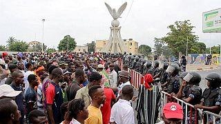 Togo : l'opposition appelle à trois nouvelles journées de manifestations
