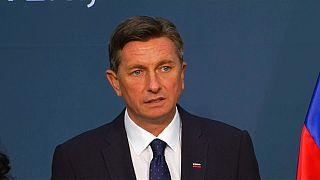 Borut Pahor reelegido presidente de Eslovenia