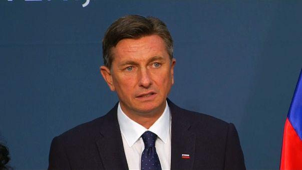 """Slovénie : """"le président Instagram"""" réélu"""