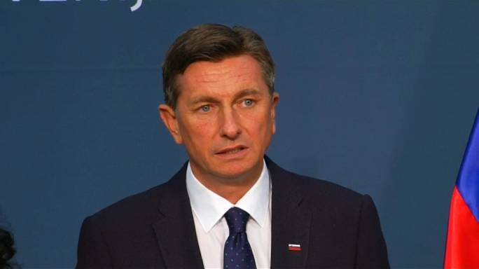 2. Amtszeit für Sloweniens Präsidenten