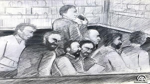 Juicio por el atentado en el aeropuerto de Estambul