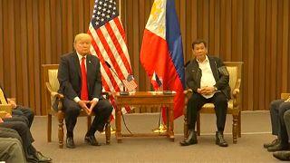 Trump: kiváló a kapcsolat a Fülöp-szigetekkel