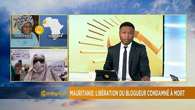 Mauritanie: Libération du blogueur condamné à mort [The Morning Call]