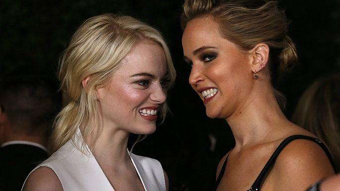 Oscar için yarışan kadın oyuncular