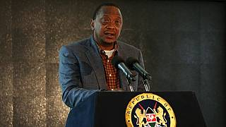 Kenya's president calls on court to dismiss election petitions against his win