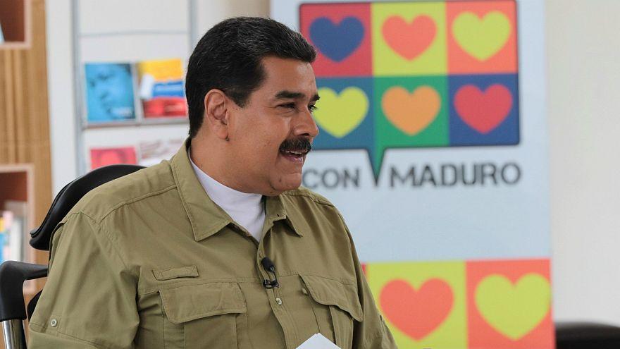 AB'den Venezuela'ya yaptırım kararı