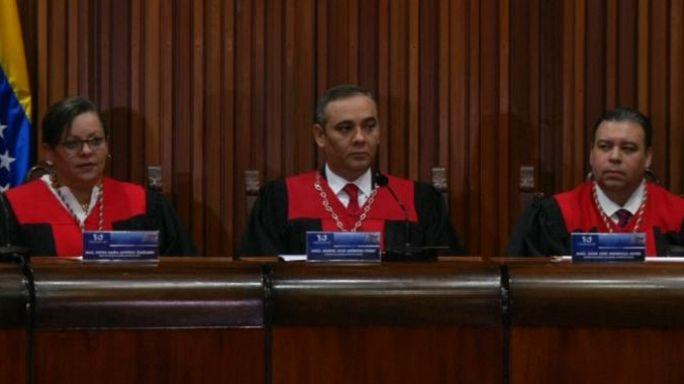 Venezuela: Maikel Moreno, dal carcere alla Corte Suprema