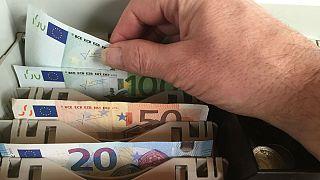 Alemania: cobrar el paro en la caja del supermecado
