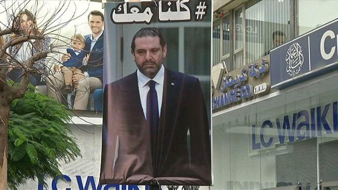 Hariri dice que vuyelve a Beirut