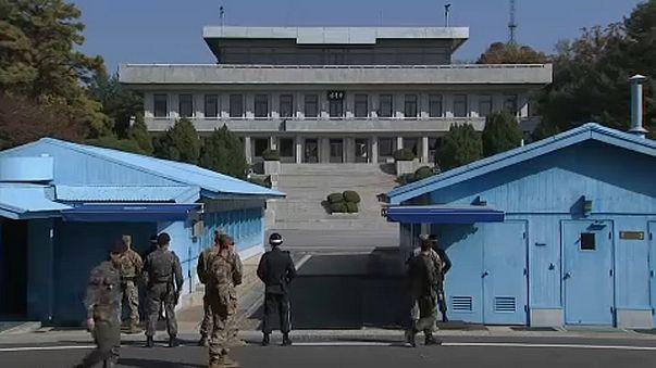 Sikeres szökés Észak-Koreából