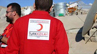 La Turquie vient en aide aux victimes du séisme