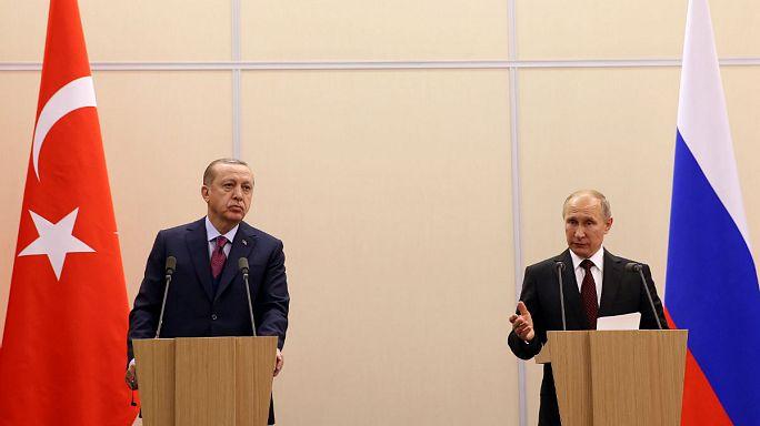 Putin: Türkiye ile ilişkilerimiz kriz öncesine döndü