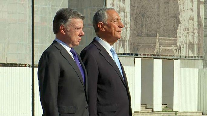 Portugal e Colômbia estreitam relações