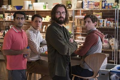 """In HBO\'s """"Silicon Valley,"""" a group of programmers attempt to create a distributed web company."""