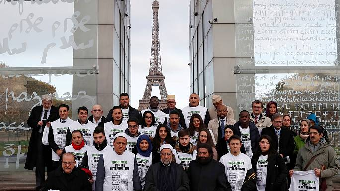 """Rassemblement : """"Musulmans contre le terrorisme"""""""