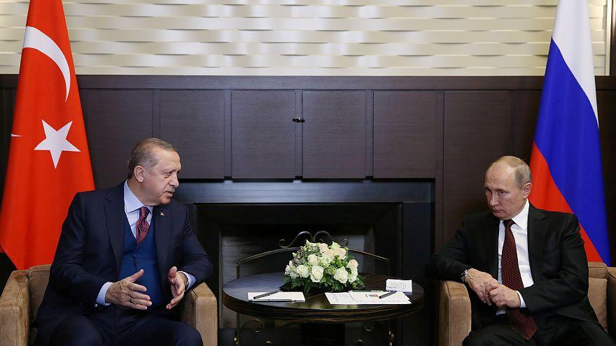 Почему Эрдоган зачастил в Россию?