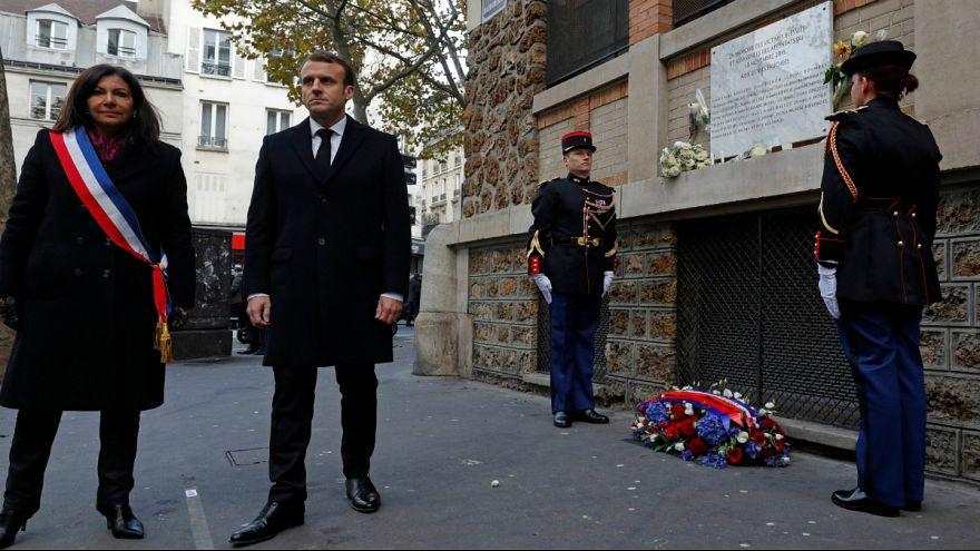 حملات پاریس؛ ازیادبود قربانیان تا سکوت متهمان
