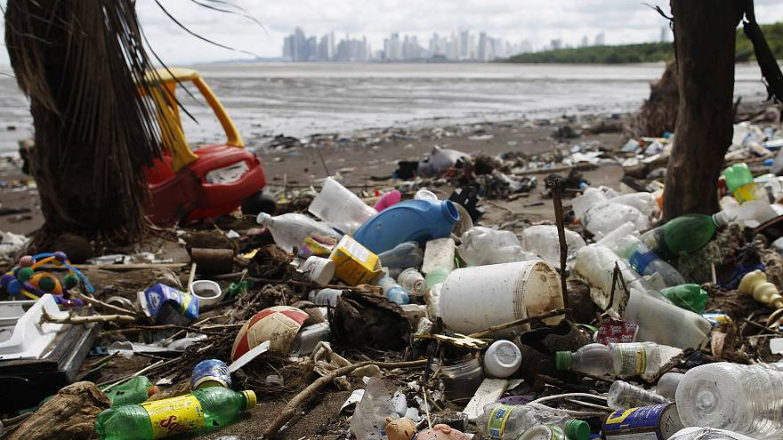 Oceans drowning in plastic: UN Climate Change Conference