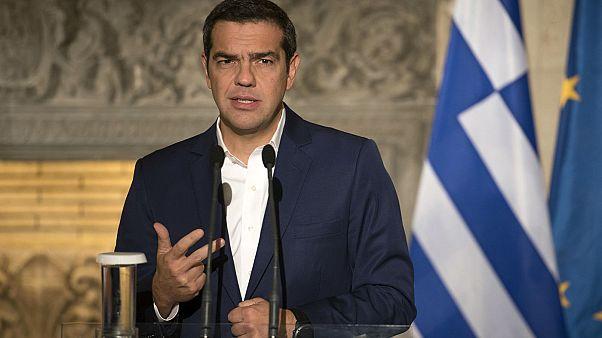 Κοινωνικό μέρισμα 1,4 δισ. ευρώ ανακοίνωσε ο Αλέξης Τσίπρας