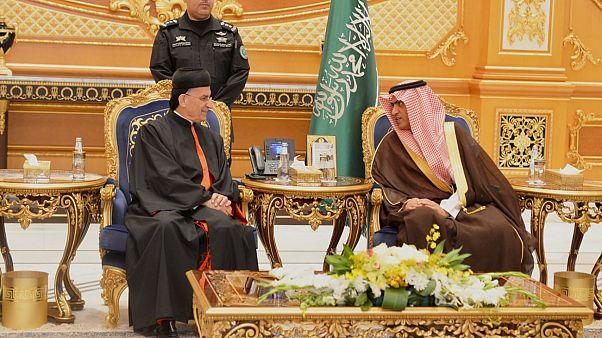 البطريرك الماروني في الرياض للقاء الحريري