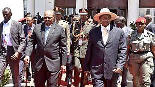 Des ONG réclament l'arrestation du président soudanais en visite en Ouganda