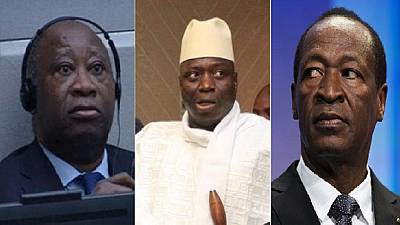 Backdoor exit: African presidents forced out of power [1]