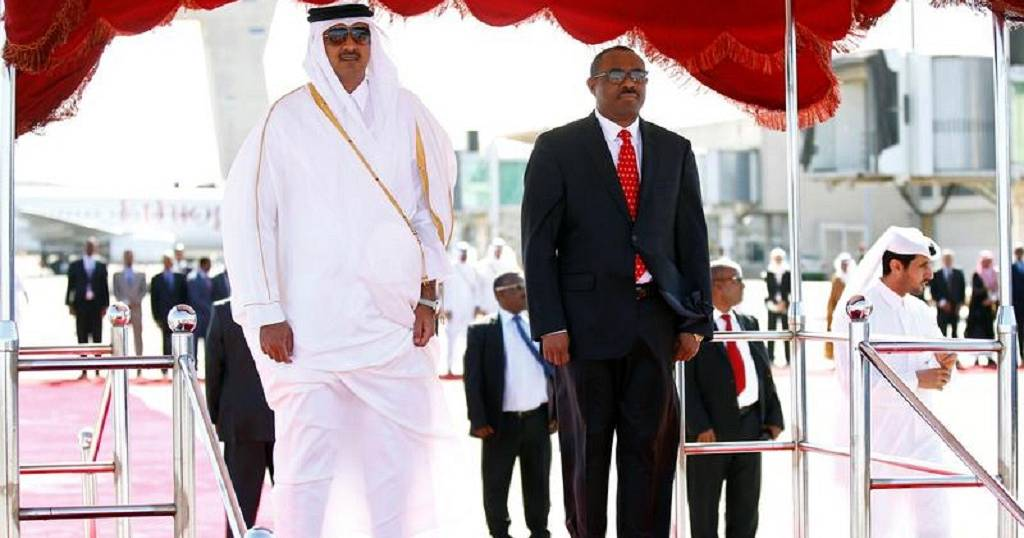 Ethiopian PM set to meet Emir of Qatar on visit to Doha