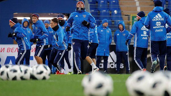 Россия—Испания: перед матчем
