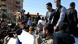 افزایش شمار قربانیان زلزله در غرب ایران