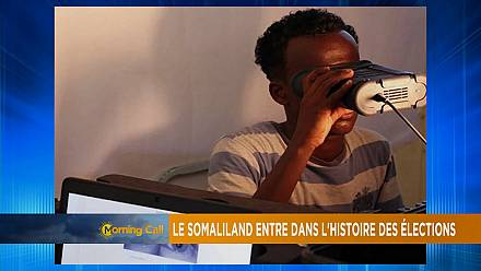 Somaliland is first in the world to use iris biometric voting system [Hi-Tech]