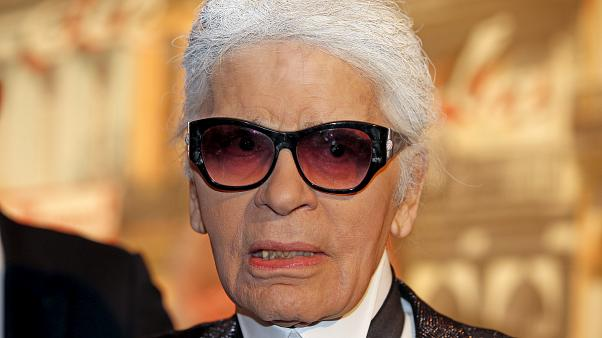 Karl Lagerfeld evokes Holocaust when criticising immigrants in Germany