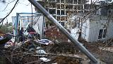 Antalya'da şiddetli yağış ve hortum: En az 25 yaralı