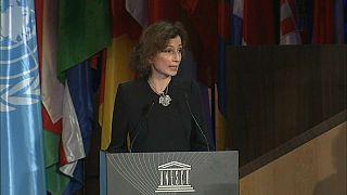 """UNESCO'dan ABD'ye """"Kapımız açık"""" mesajı"""