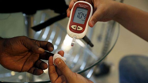 Wo in Europa ist Diabetes am weitesten verbreitet?