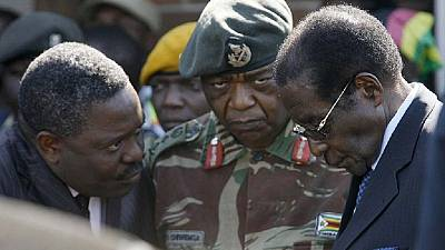 Zimbabwe army warns Mugabe against party purge or they will step in
