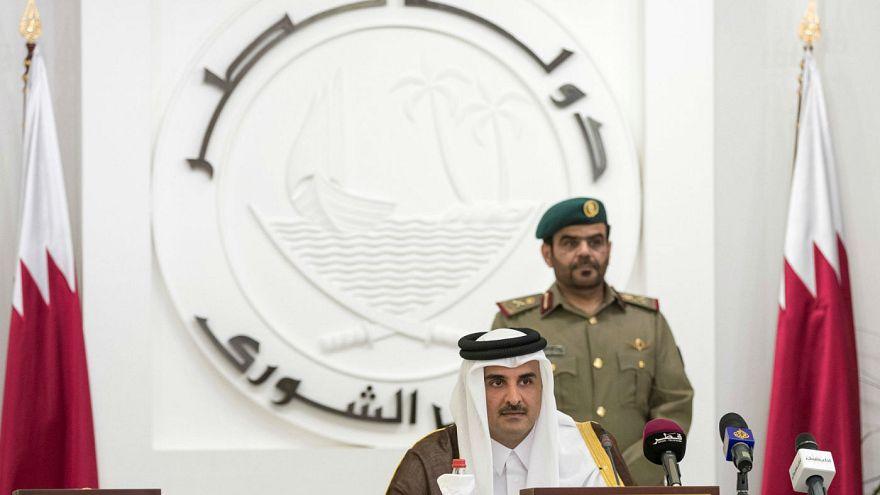 امیر قطر: تحریم کنندگان تمایلی به یافتن راه حل ندارند