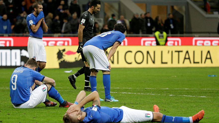 Italia no jugará el Mundial: Las reacciones de los italianos al fin del mundo