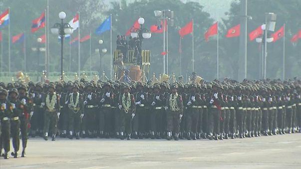 Exército do Myanmar nega abusos