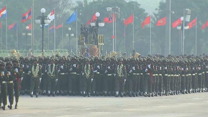 Myanmar ordusu suçlamaları reddetti
