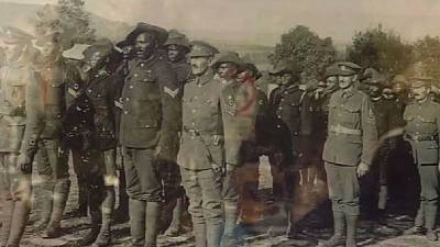 Les Sud-Africains se souviennent du naufrage du SS Mendi en 1917