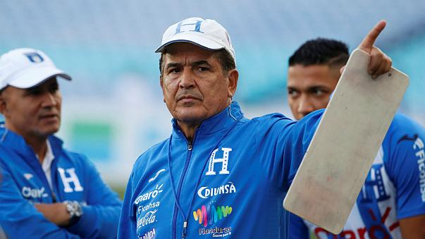 World Cup rivals used a drone to spy on our tactics, says Honduras